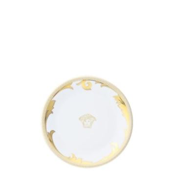 Versace Arabesque Gold Bread & Butter Plate