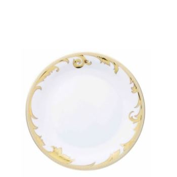 Versace Arabesque Gold Salad Plate