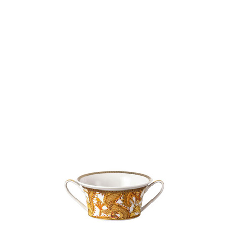 Versace Asian Dream 10 ounce Cream Soup Cup