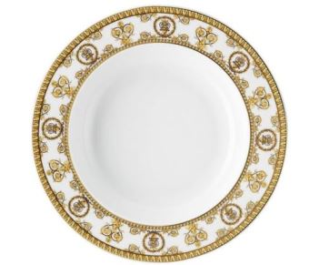 Versace I Love Baroque Bianco Rim Soup