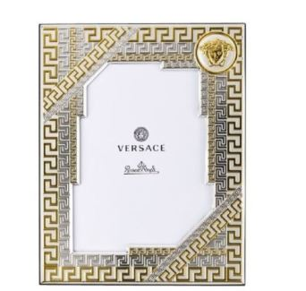 Versace VHF1 Gold Picture Frame