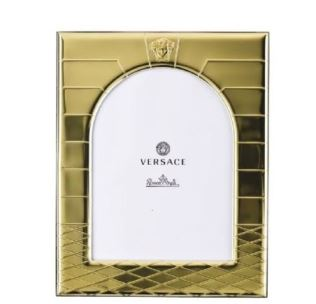 Versace VHF5 Gold Picture Frame