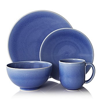 Jars TOURRON BLUE CHARDON Dinnerware