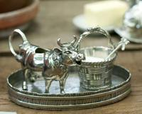 Vagabond House Creamer Set - Mabel the Cow