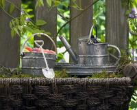 Vagabond House Creamer  Set - Pail and Bucket
