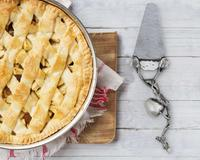 Vagabond House Server - Apple Pie