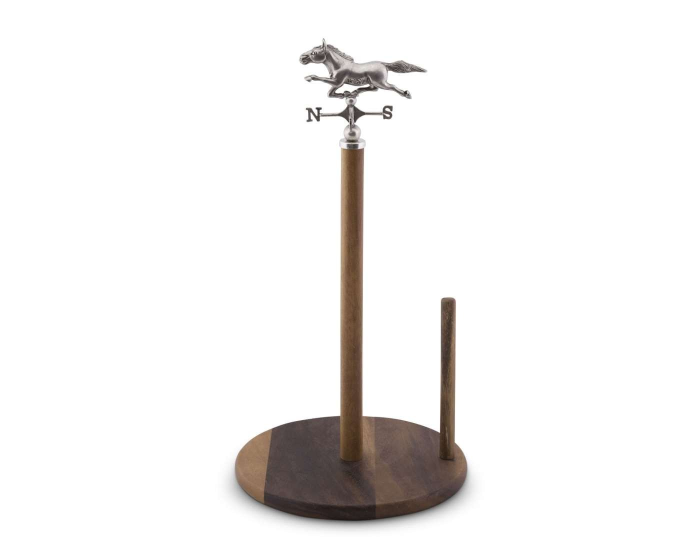 Vagabond House Towel Holder - Horse Weather Vane