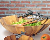 Vagabond House Salad Bowl  - Song Bird