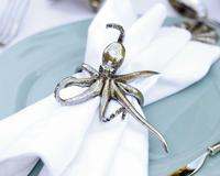 Vagabond House Napkin Ring  - Octopus