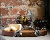 Vagabond House Cheese Tray - Olive Branch