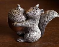 Vagabond House Salt and Pepper - Squirrel Wood Acorn