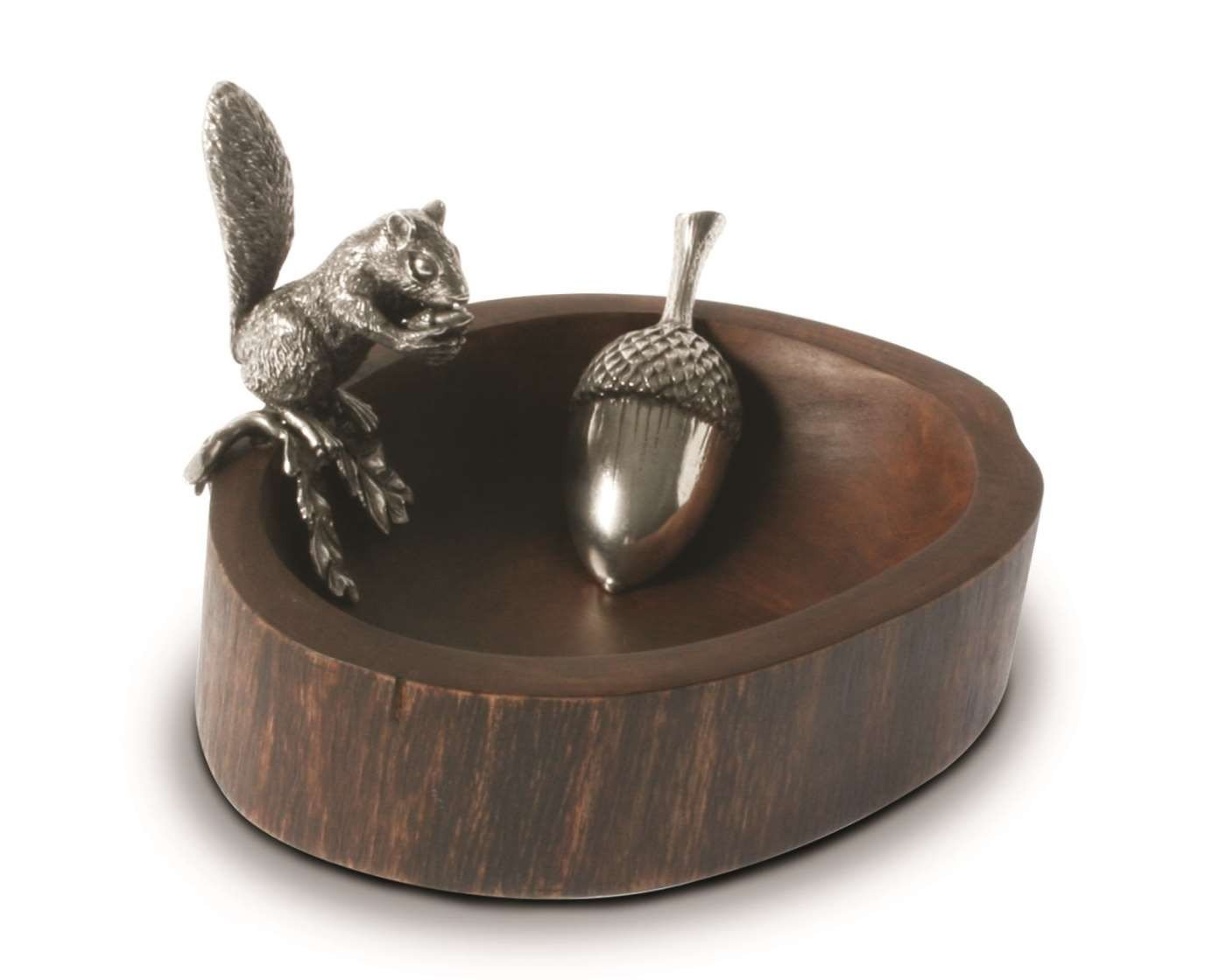 Vagabond House Nut Bowl - Squirrel Standing with Scoop