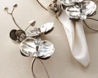 Vagabond House Napkin Rings  - Orchids