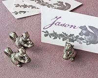 Vagabond House Place Card Holder - Squirrel