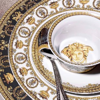 Versace I Love Baroque Dinnerware Selections