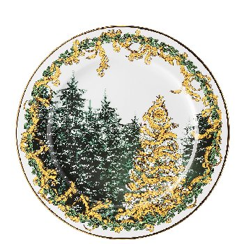 Versace A Winter's Night Dinnerware Selections