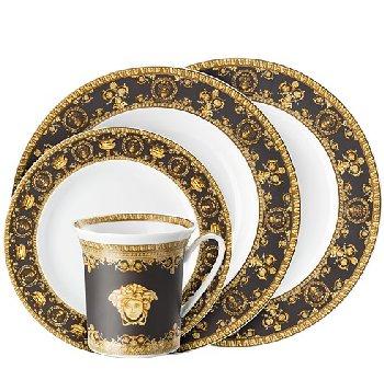 Versace Dinnerware Crystal Giftware