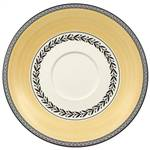 Villeroy and Boch Audun Ferme Breakfast/Cream Soup Cup Saucer