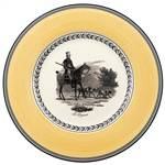 Villeroy and Boch Audun Chasse Dinner Plate