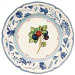 Villeroy and Boch Cottage Salad Plate : Blue Stencil Rim