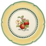 Villeroy and Boch French Garden Valence Dinner Plate : Apple