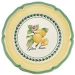 Villeroy and Boch French Garden Valence Salad Plate : Lemon