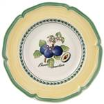 Villeroy and Boch French Garden Valence Rim Soup : Plum