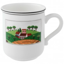 Villeroy and Boch Design Naif Mug #5-Farmland
