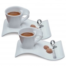 Villeroy and Boch New Wave Caffe Espresso for Two