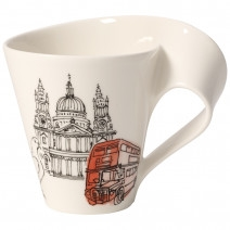 Villeroy and Boch NWC London Mug : Gift Boxed