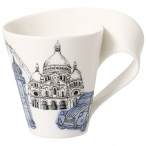 Villeroy and Boch NWC Paris Mug : Gift Boxed