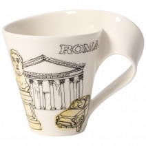 Villeroy and Boch NWC Rome Mug : Gift Boxed