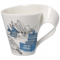 Villeroy and Boch NWC Sydney Mug : Gift Boxed
