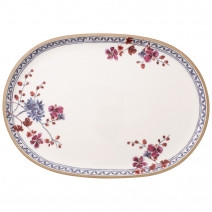 Villeroy and Boch Artesano Provencal Lavender Oval Fish Plate