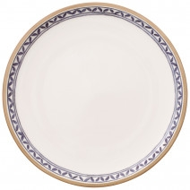 Villeroy and Boch Artesano Provencal Lavender Dinner Plate : White Well