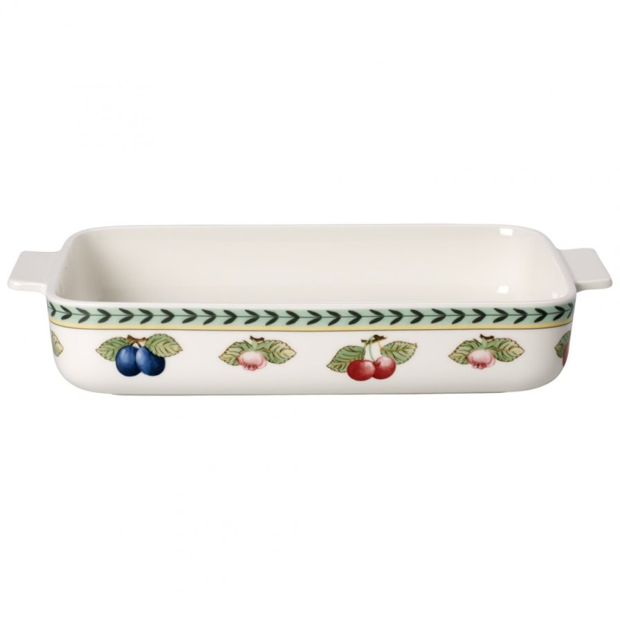 Villeroy and Boch French Garden Baking Rectangular Baking Dish
