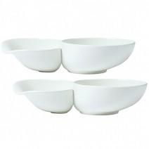 Villeroy and Boch Soup Passion Small Soup Bowl : Set of 2