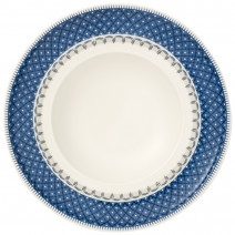 Villeroy and Boch Casale Blu Rim Soup