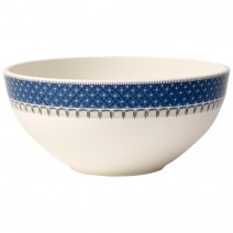 Villeroy and Boch Casale Blu Round Vegetable Bowl