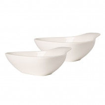 Villeroy and Boch BBQ Passion Side Salad Bowl : Set of 2