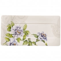 Villeroy and Boch Quinsai Garden Rectangular Sandwich Tray