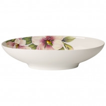 Villeroy and Boch Quinsai Garden Oval Vegetable Bowl