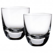 Villeroy and Boch American Bar-Straight Bourbon Cocktail Tumbler : Set of 2