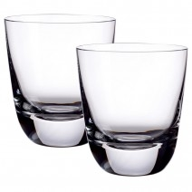 Villeroy and Boch American Bar-Straight Bourbon Double Old Fashioned Tumbler : Set of 2
