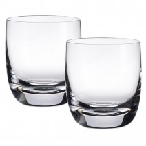Villeroy and Boch Scotch Whiskey-Blended Scotch Tumbler No. 1 : Set of 2