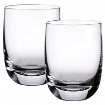 Villeroy and Boch Scotch Whiskey-Blended Scotch Tumbler No. 3 : Set of 2