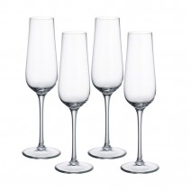 Villeroy and Boch Purismo Special Champagne : Set of 4