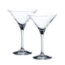 Villeroy and Boch Purismo Bar Martini/Cocktail (8 oz) : Set of 2