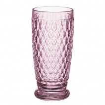 Villeroy and Boch Boston Colored Highball : Rose