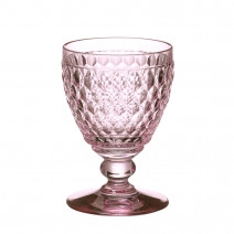 Villeroy and Boch Boston Colored Goblet : Rose